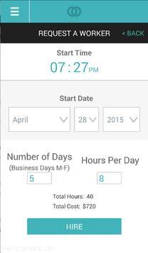 Boon - On Demand Staffing apk screenshot