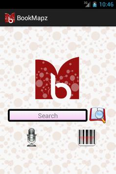 Bookmapz apk screenshot
