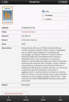 Bookville Mobile apk screenshot