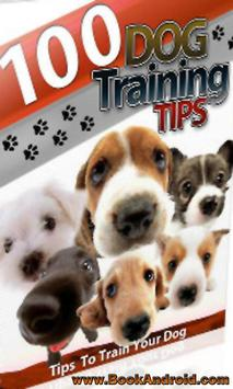 100 Dog Training Tips poster