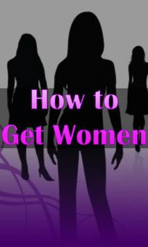 How to Get Women poster