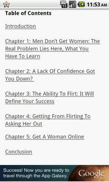 How to Get Women apk screenshot