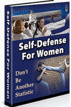 Self Defense For Women poster