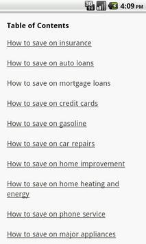 Top Ways To Save apk screenshot