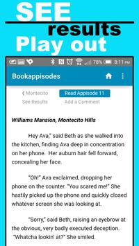 Bookappisodes apk screenshot
