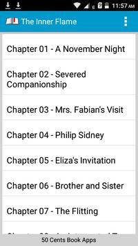 Book Apps: The Inner Flame apk screenshot