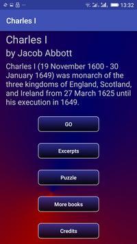 Charles I poster