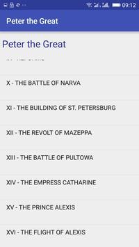 Peter the Great apk screenshot