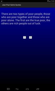 Jean-Paul Sartre Quotes apk screenshot