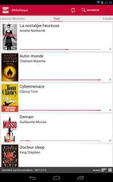 La Librairie Relay.com apk screenshot