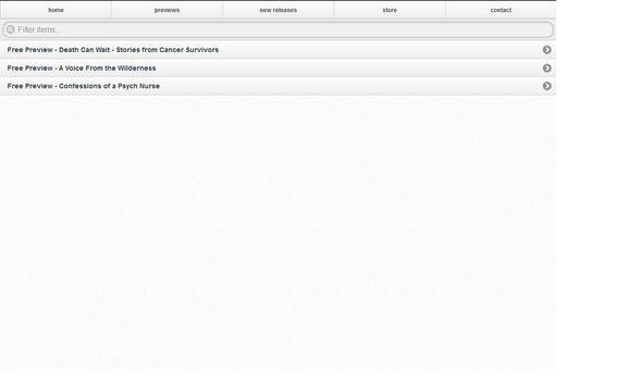 Free Canadian Author Previews apk screenshot