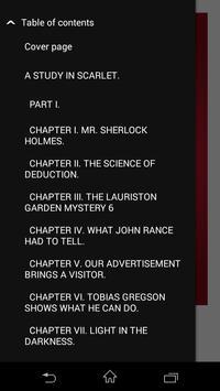 A Study in Scarlet apk screenshot