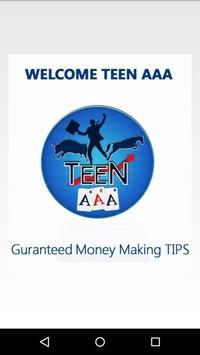 TRADE TEEN AAA poster