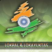 Lokpal & Lokayuktas Act icon