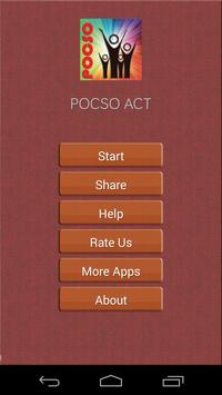 POCSO ACT apk screenshot