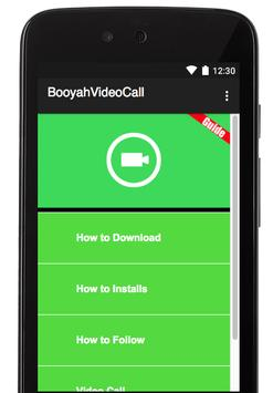 Guide for Booyah - VideoCall apk screenshot