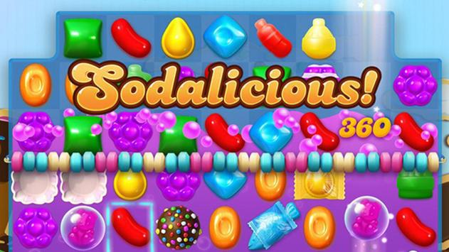 Tips Candy Crush Soda poster