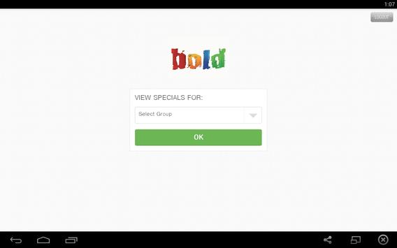 BOLD BEVERAGES apk screenshot