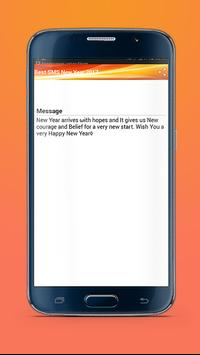 Funny New Year Messages 2017 apk screenshot