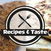 Recipes and Taste Food icon