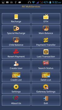 RKMulti Services apk screenshot