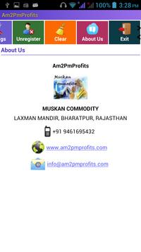 Free Mcx Commodity Tips Live apk screenshot