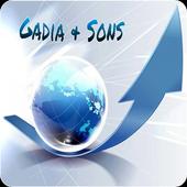 Gadia Live market Sms Notify icon