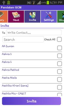 Pandalam GCM apk screenshot