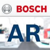Bosch at Automechanika 2014 icon