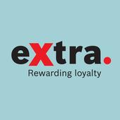 eXtra Rewarding loyalty icon
