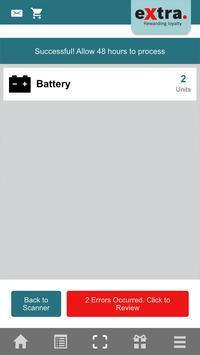 eXtra Rewarding loyalty apk screenshot