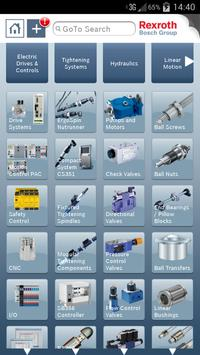 GoTo Products by Bosch Rexroth poster