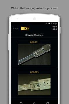 BOSE E-View apk screenshot
