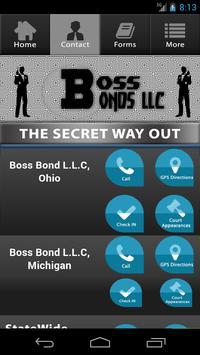 Boss Bond L.L.C apk screenshot