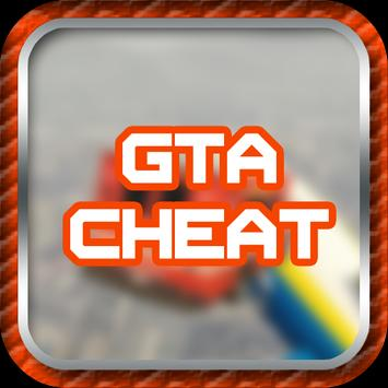 Cheats for GTA 5 poster