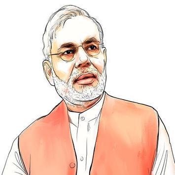 Modi Sarkar Vs Cong poster