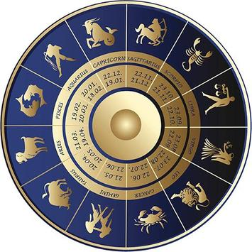 Astrology Birthday poster