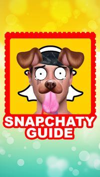 Guide For Lenses Snapchaty poster
