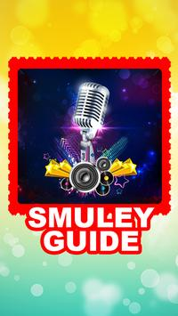 Guide For Smuley Karaoke Sing poster
