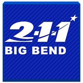2-1-1 Big Bend icon