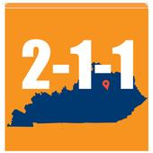 United Way Bluegrass 2-1-1 icon