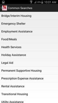 Tampa Hillsborough Homeless apk screenshot