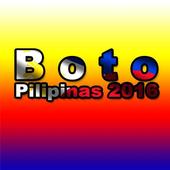 Boto Pilipinas 2016 icon