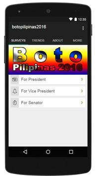 Boto Pilipinas 2016 poster