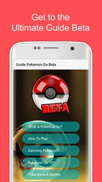 Guide Pokemon Go Beta apk screenshot