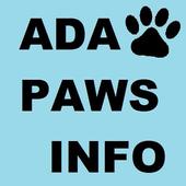 ADA PAWS icon