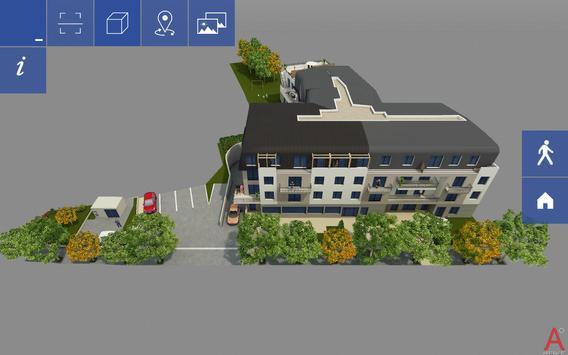 Visitez la résidence N°40 apk screenshot