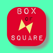 Box of Square icon