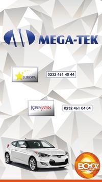 Mega-Tek Otomotiv poster
