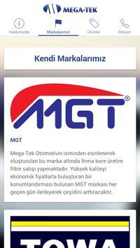 Mega-Tek Otomotiv apk screenshot